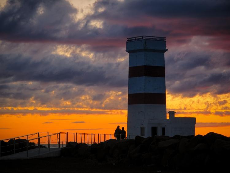 The Lighthouse ofGarður