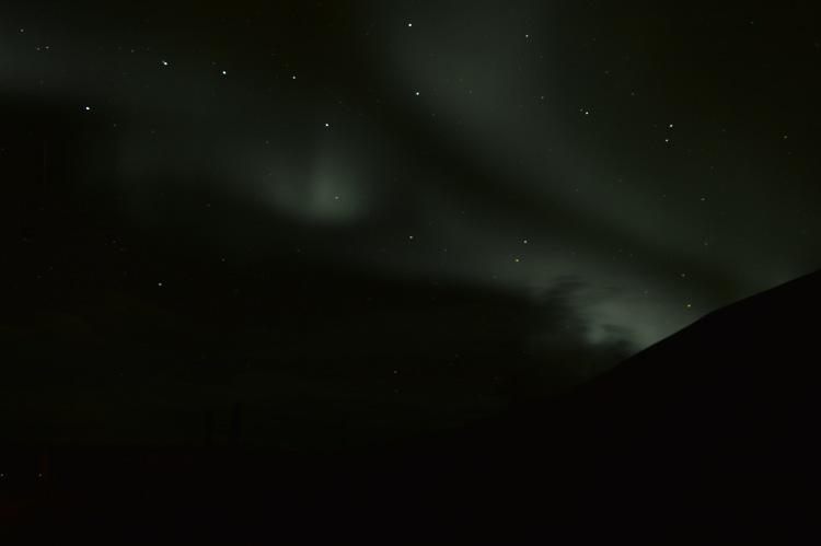 Polarlicht Iceland