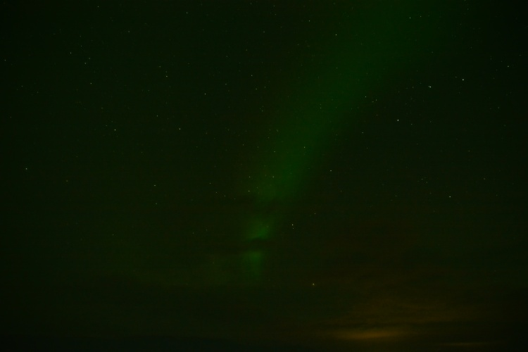 Iceland15 Northern Light 1