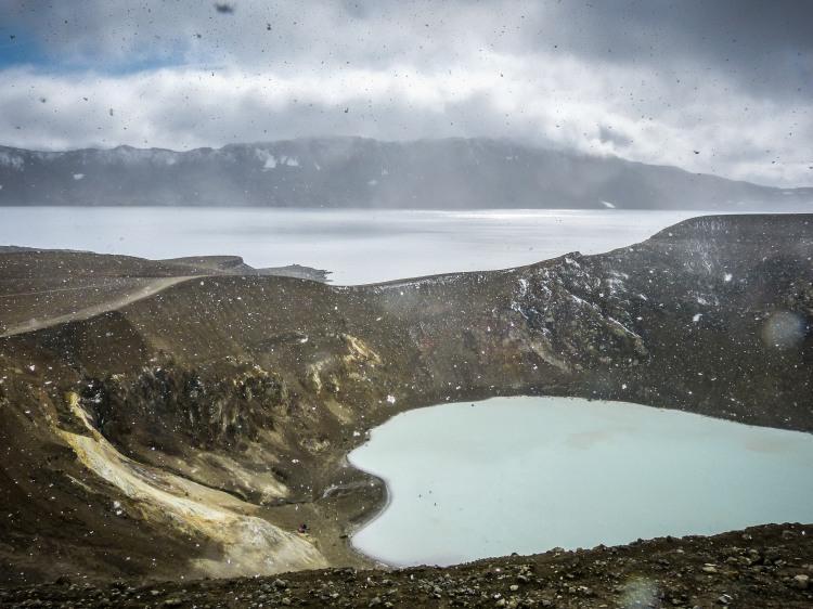 Askja Iceland Volcano-13