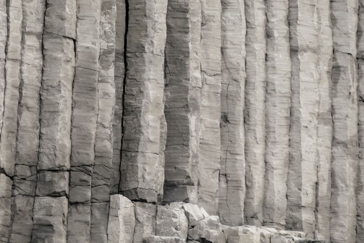 Basalt-Klippen von Hosfos Iceland Giants Causway-10
