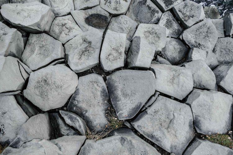 Basalt-Klippen von Hosfos Iceland Giants Causway-11