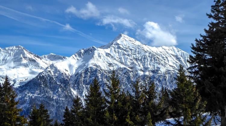 Berge Mountains Arosa Switzerland Alpen (11)