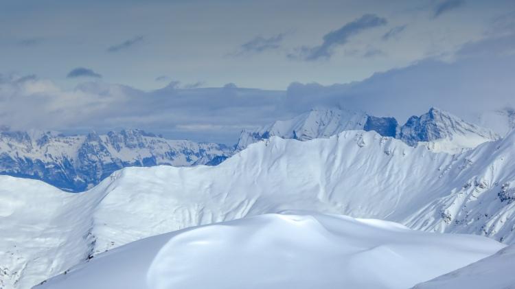 Berge Mountains Arosa Switzerland Alpen (3)