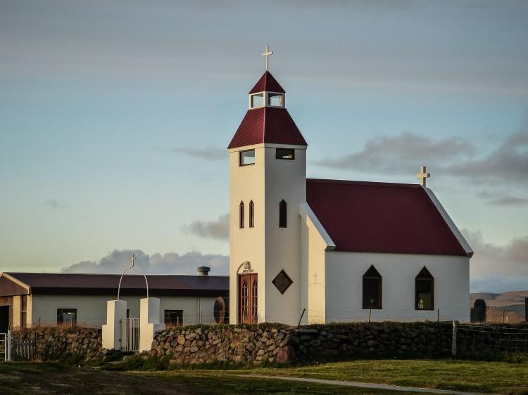 Kirchen in Island – Bauer Jón's Kirche (Möðrudalur)