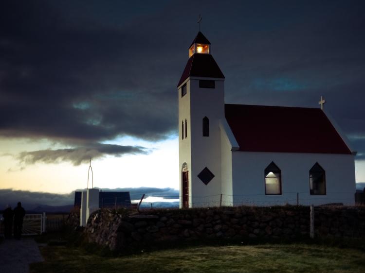 Kirchen in Island – Bauer Jón's Kirche Möðrudalur Church of Iceland (6)