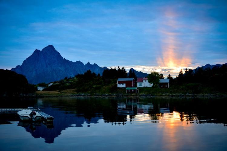 Lofoten Inseln Norwegen