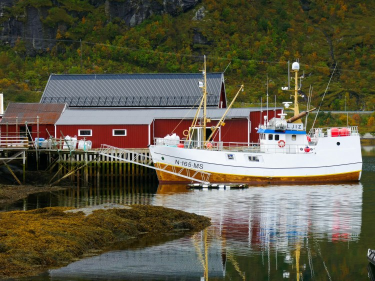 Lofoten Fischerboot