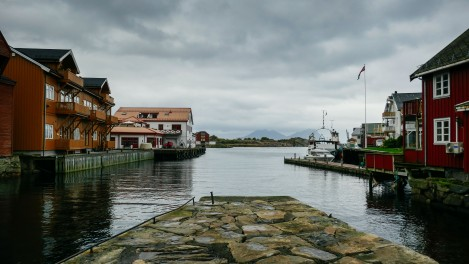 Kabelvåg – ein alter Fischerort auf den Lofoten Norway