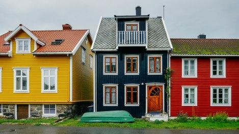 Kabelvåg – ein alter Fischerort auf den Lofoten