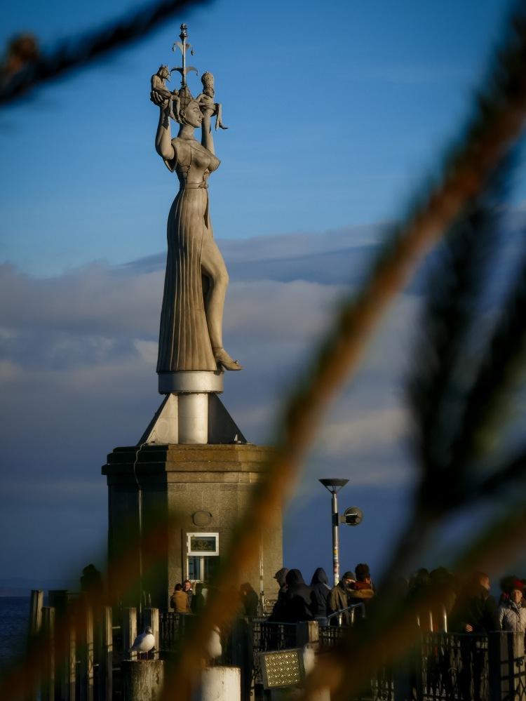 Imperia - die Hübschlerin von Konstanz Bodensee Germany Lake Constance