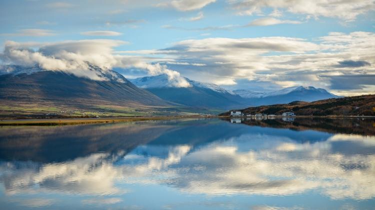 Eyjafjörður Iceland