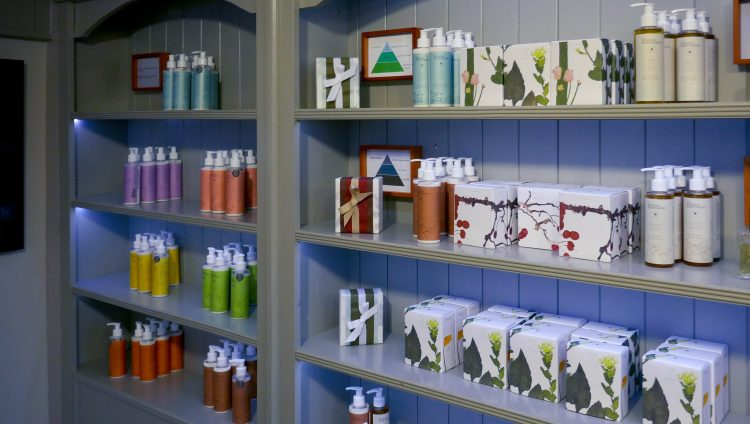Shop The Burren Perfumery Carron Co. Clare Ireland